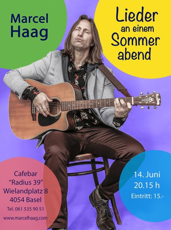 Konzert Basel- Marcel Haag